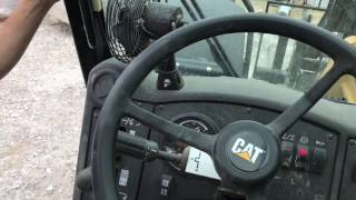 My First Time Driving A 'All-Terrain' Forklift!