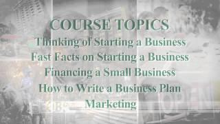 EDBS- GTCC Small Business Center Business Education