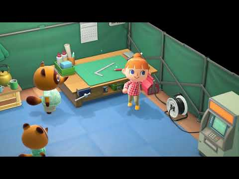 Видео № 0 из игры Animal Crossing: New Horizons [NSwitch]