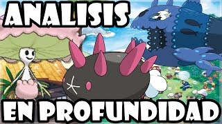 Shiinotic  - (Pokémon) - Analisis en Profundidad de Shiinotic, Wishiwashi y Pyukumuku