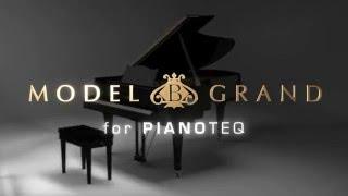 Model B grand pianovideo
