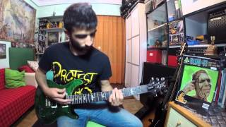 Sum 41 - Billy Spleen cover (Josu Alecha)