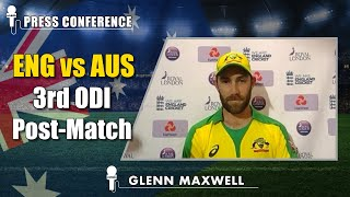 Beating World Champions England is massive: Glenn Maxwell