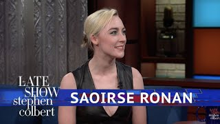 Saoirse Ronan Knows Why You Love 'Lady Bird'