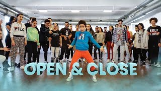Mr Eazi   Open & Close (feat. Diplo) | Dance Choreography