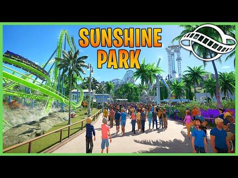 Sunshine Park! Park Spotlight 215: Planet Coaster