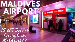 Worst Rip-Off at Maldives ATM : Bus & Ferry to City : Hotel for $9 in Maldives