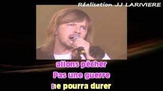 RENAUD   LA BALLADE NORD IRLANDAISE I G JJ Karaoké   Paroles