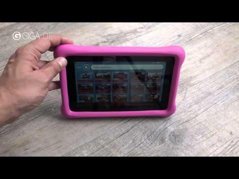 Amazon Fire Kids Edition - Hands-On zum Kinder-Tablet (deutsch) - GIGA.DE