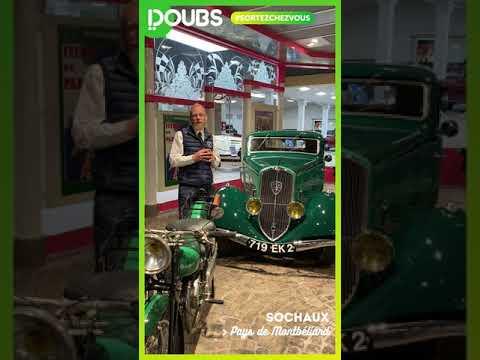 #SORTEZCHEZVOUS - Le musée de l'Aventure Peugeot
