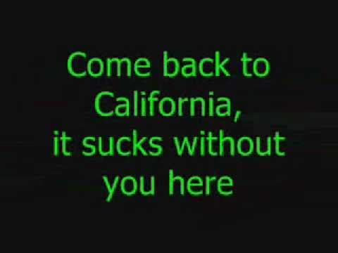 Música Come Back To California