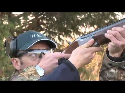 Fieldsports Britain – Sport in the snow, shooting lesson plus eagles on hares