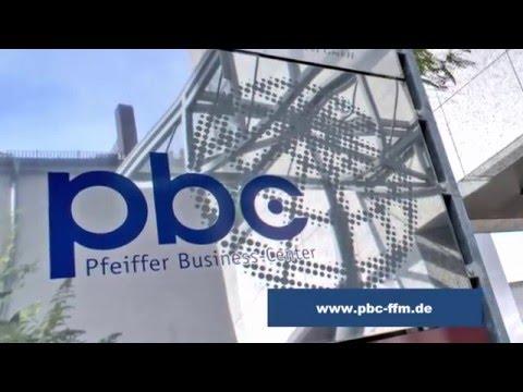 PBC Pfeiffer Business Center: Büro und Geschäftsadresse in Frankfurt mieten