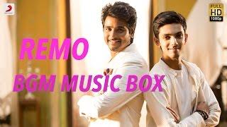 Remo - Tamil BGM Music Box   Anirudh Ravichander   Sivakarthikeyan,  Keerthi Suresh