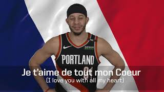 French Lessons With Skal Labissière