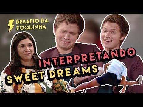 ANSEL ELGORT INTERPRETA KATY PERRY, DESPACITO, BRITNEY SPEARS, SWEET DREAMS... | Foquinha