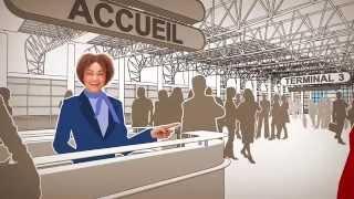 Download Video Aéroport & parcours du passager MP3 3GP MP4