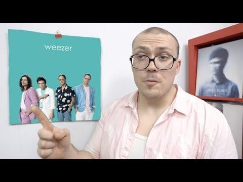 Weezer – Weezer (The Teal Album) ALBUM REVIEW