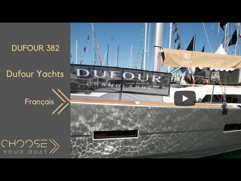 Dufour 390 video