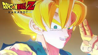 Видео DRAGON BALL Z: KAKAROT