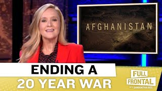 It's Time To Take Responsibility For What We've Done in Afghanistan