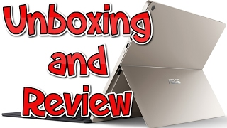 Asus Transformer 3 Pro T303UA   Unboxing and Review