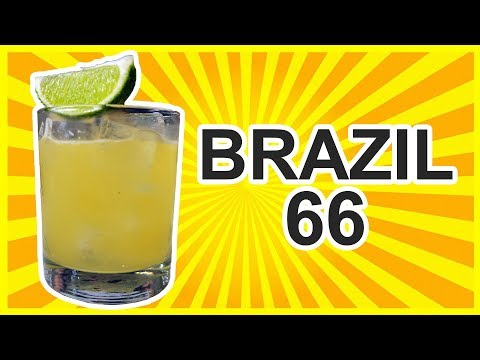 Brazil 66 Cachaca Cocktail Recipe