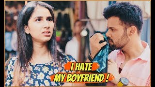 Reasons Why GirlFriends Hate BoyFriends !