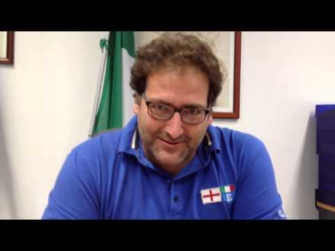 Il Sindaco di Rancio Valcuvia Claudio Ciceri