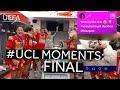 PARIS, BAYERN, COMAN: #UCL Matchday Moments - FINAL
