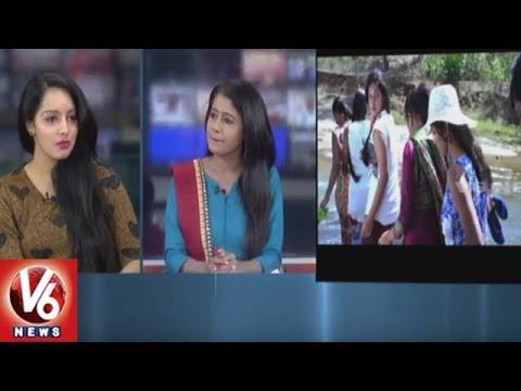 Love K Run Movie Team In Special Chit Chat   Deepak Taroj   Malavika Menon   Kiran   V6 News