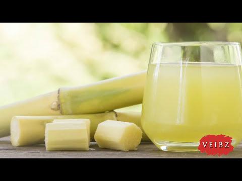 Zuckerrohrsaft aus reinem Zucker hilft beim Abnehmen ?