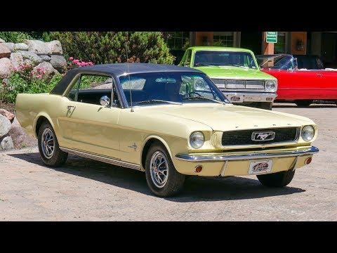 Video of '66 Mustang - LHHE