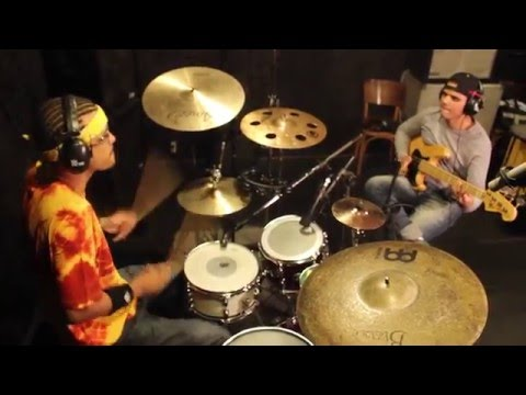 Mark Ronson - Uptown funk ft. Bruno Mars (COVER Drums and Bass)