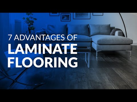 7 Advantages of Laminate Flooring | Home Tips
