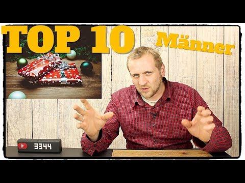 ❌TOP 10 GESCHENKE FÜR MÄNNER