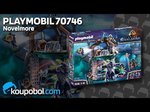 Vidéo PLAYMOBIL Novelmore 70746 : Violet Vale - Portail des démons