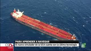 Líderes en navegación virtual de buques