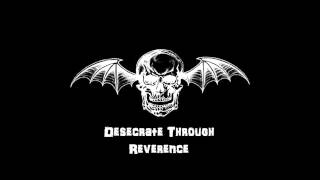 Avenged Sevenfold - Desecrate Through Reverence Instrumental (Cover)