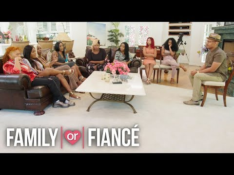 Nikkiya and Briana's Relationship Problems Are Addressed in Group Therapy | Family or Fiancé | OWN