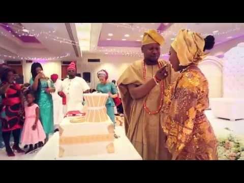 ROLAKE & FATAI TRADITIONAL WEDDING