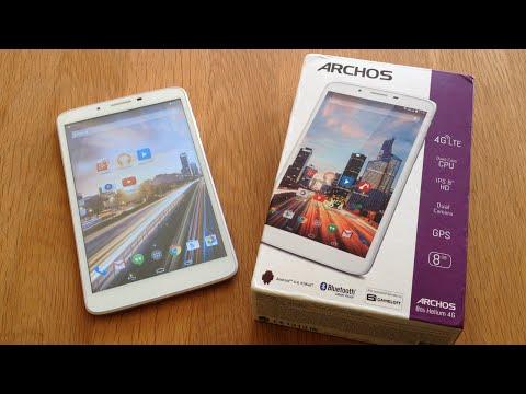 Archos 80b Helium Tablet Treiber Windows 7