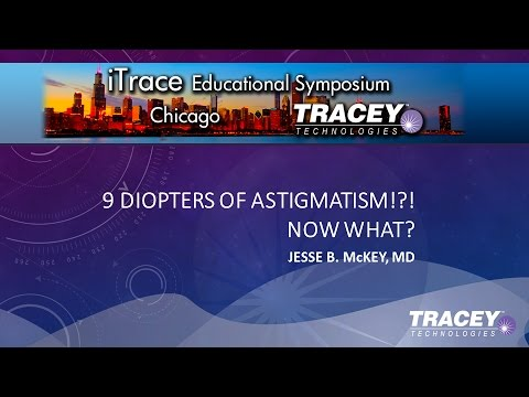 AAO 2016 iTrace Users Meeting, Part 2 of 3 with Jesse B. McKey, M.D.
