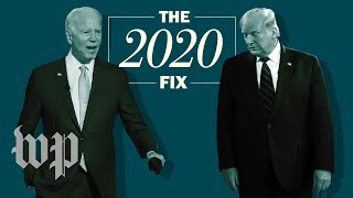 Biden and Trump face voters onstage for the first time | The 2020 Fix