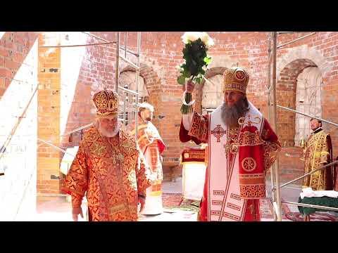 Слово митрополита Даниила в день собора новомучеников, в Бутове пострадавших