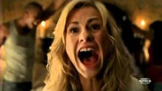 Нина Добрев и Йен Сомерхолдер, Trueblood-news.com: 2010 Scream - Anna Paquin - Best Horror Actress