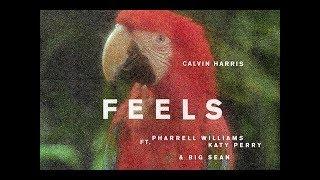 Calvin Harris  Feels Ft Pharrell Williams Katy Perry Big Sean  Full Audio