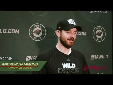 Wolves vs. Wild | Apr. 12, 2019
