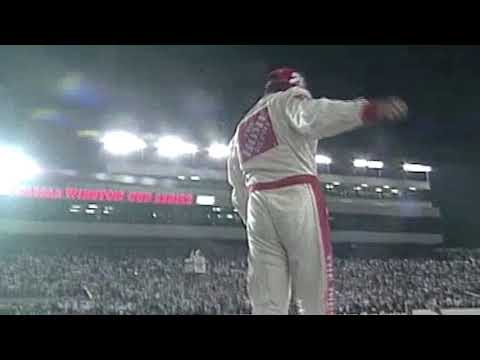 Party like it's 1999: Tony Stewart's first career win at Richmond