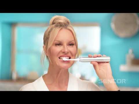 Dantų šepetėlis Sencor SOC 3200SL kaina ir informacija   Elektriniai dantų šepetėliai   pigu.lt